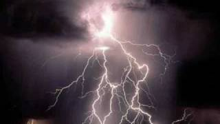 Pax Deorum...(music by Enya)  to pictures of cool lightning strikes. thumbnail