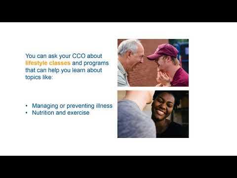 Oregon Health Plan  - What's a CCO