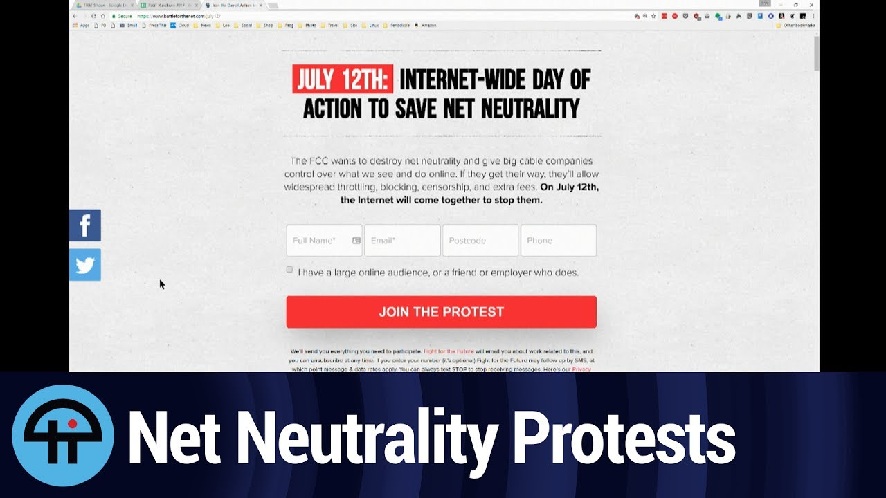 Net Neutrality 'Day of Action': Will It Make a Difference?