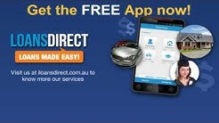 Loans Direct App - FREE Loan Calculator for Australian Finance Solutions