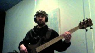 Alpha Blondy - Masada (bass cover by Chai)