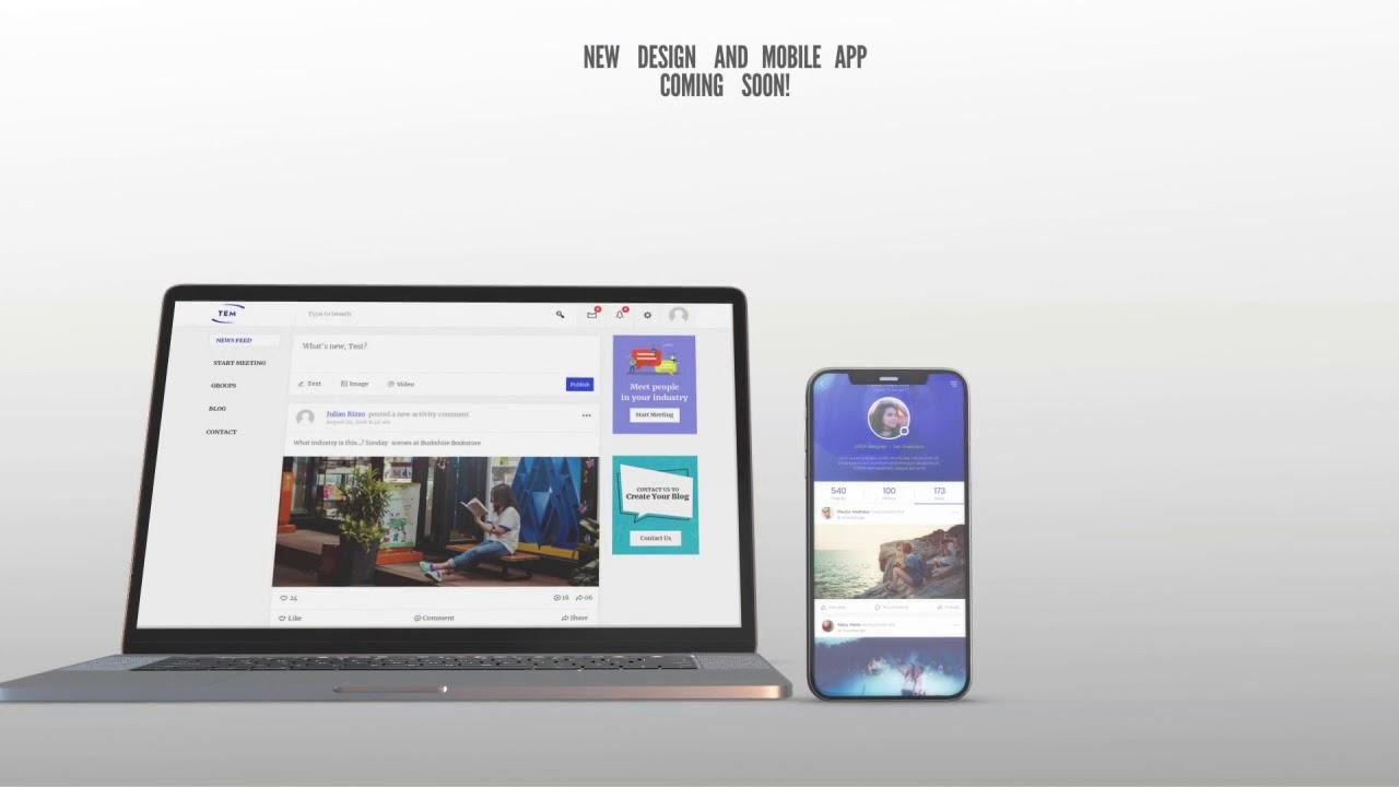 Meet mobile online