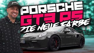 JP Performance - Porsche GT3 RS | Neue Folie