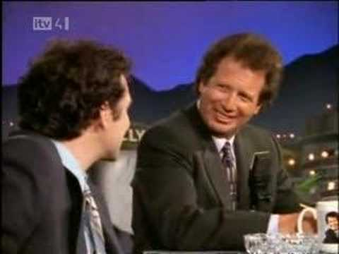 Norm on the Larry Sanders Show