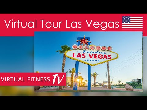 Virtual Tour Las Vegas Strip - Las Vegas Strip Virtual Walking Tour in Day and Night