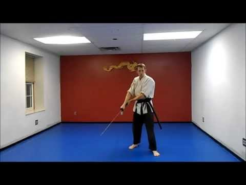 SAMURAI SWORD BASICS