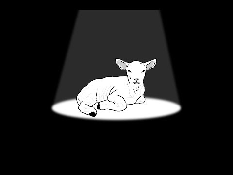The Lamb Lies Down on Broadway Illustrated - Side 1