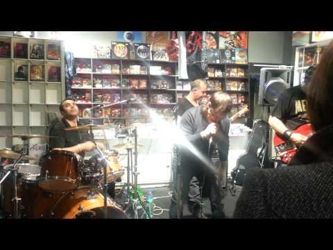 Metral Live @ hit import mars 2015 / Metral Gear Solid !!!