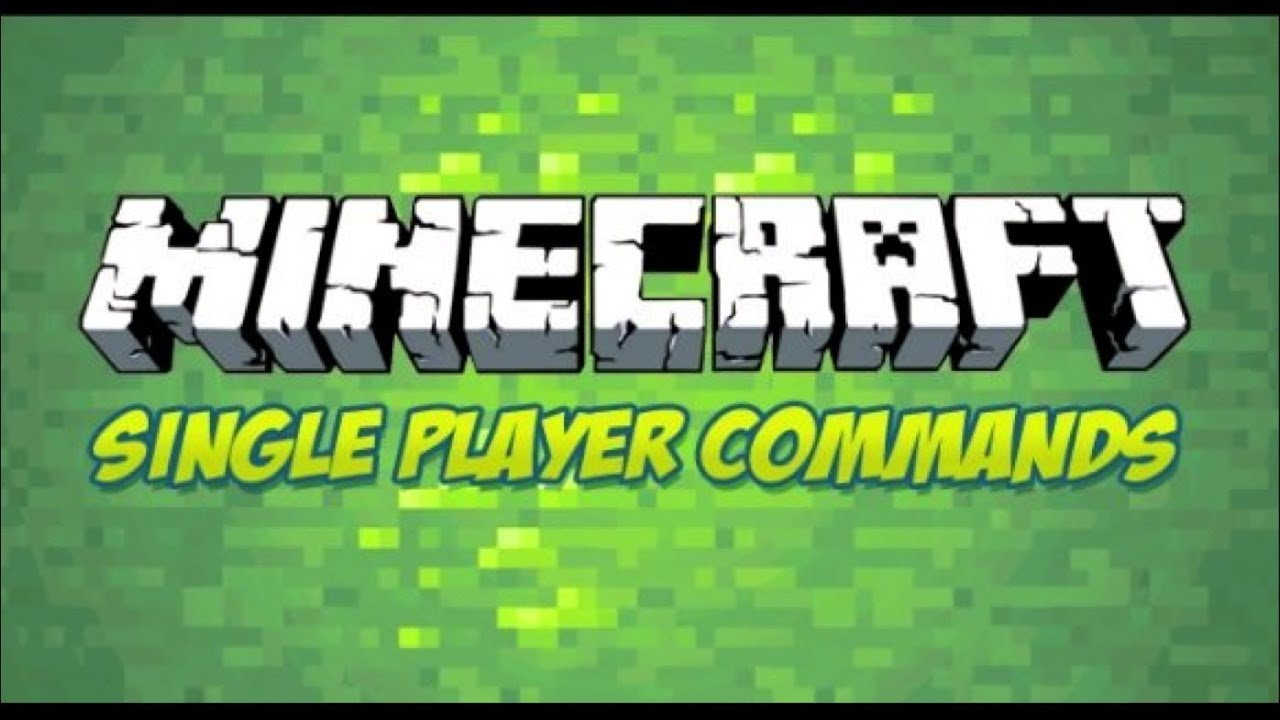Download single player commands mcpe for pc windows and mac apk.