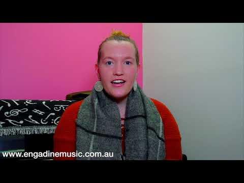 Lizzie Bridges Singing Teacher Engadine Music