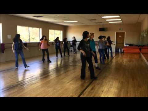 Trilogy - Amy and Friends Line Dance