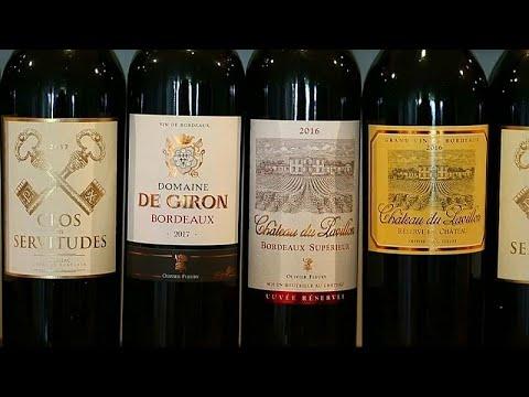 النبيذ الفرنسي في مرمى العقوبات الأمريكية  - نشر قبل 4 ساعة