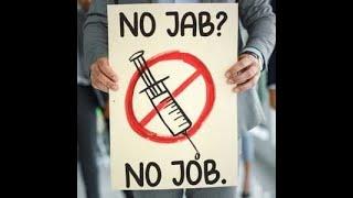 No jab no job? Big Brother Watch debates Pimlico Plumbers boss Charlie Mullins