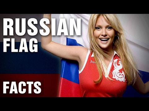 The True History Behind The Russian Flag