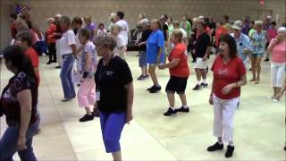 Old School Bop line dance