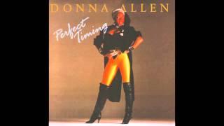 Donna Allen - Satisfied