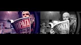 Приглашение на концерт Noize MC в Праге (12/04/14)