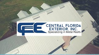 Metal Roofing Contractor Mulberry FL | Central Florida Exterior