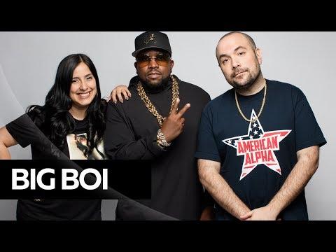 Big Boi On Atlanta + Outkast Reunion & Biopic On The Way?
