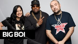 Big Boi On Atlanta Hip Hop + Outkast Reunion & Biopic On The Way?