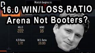 BO3 16.0 WIN LOSS RATIO! TOTALLY NOT BOOTERS Kappa