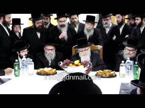 Kevias Mezuzah Refuah Health Center Nisan 5772 - YouTube