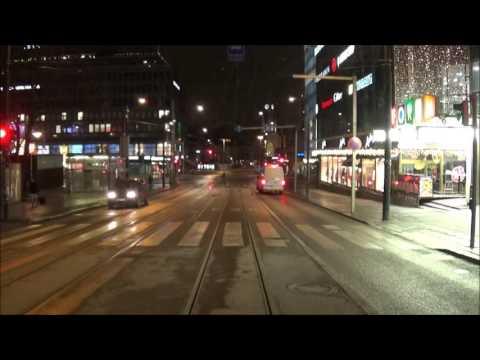 Helsingin Raitiolinja 9. Helsinki Tramline 9.