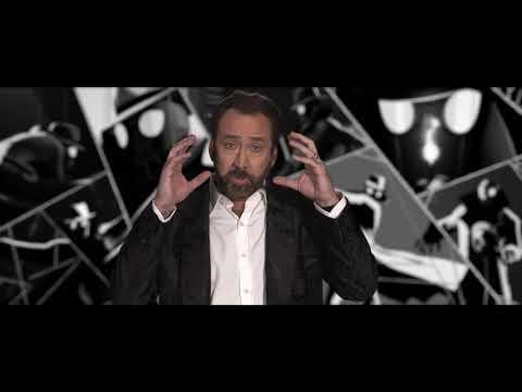 """SPIDER-MAN: Into The Spider-Verse: Nicolas Cage """"Spider-Man Noir"""" Interview"""