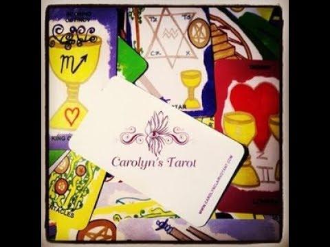 Taurus September 2018 Tarotscopes with Carolyn Clairvoyant