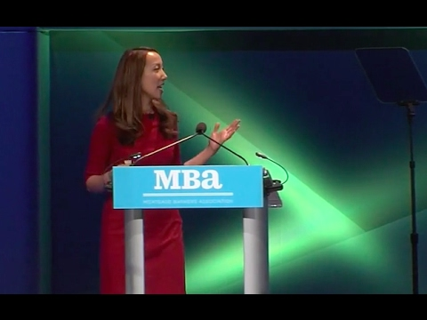 Mortgage Bankers Association Annual Conference 2016 – Clara Shih Keynote