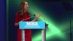 Mortgage Bankers Association Annual Conference 2016 - Clara Shih Keynote