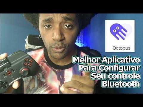 Octopus - Melhor Configurador de Controle Bluetooth Mobile de TODOS!! Omega Play