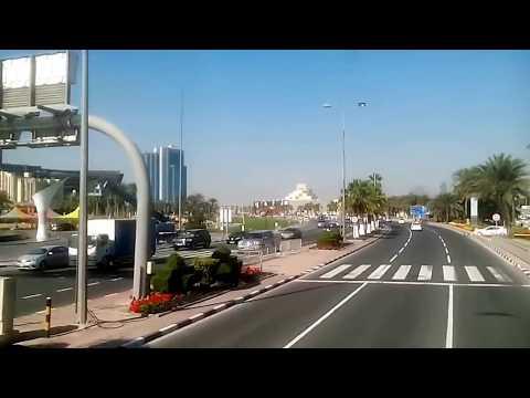 Corniche Road - Doha Qatar