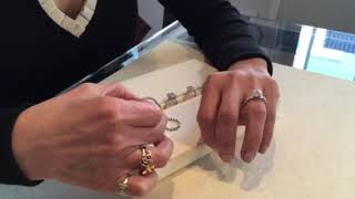 Mimi So | Style Trends | Bridal Jewelry - Stacking Wedding Bands and Engagement Rings
