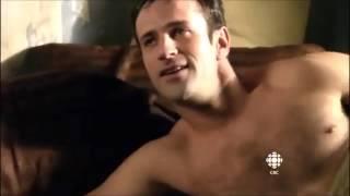 Jordan Hayes Sexy Kiss