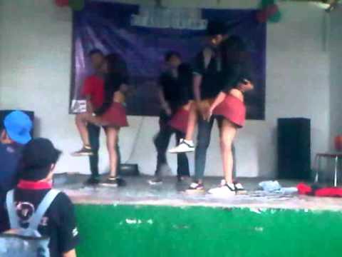 Fearleess Dancer at anniversary hermosa dance