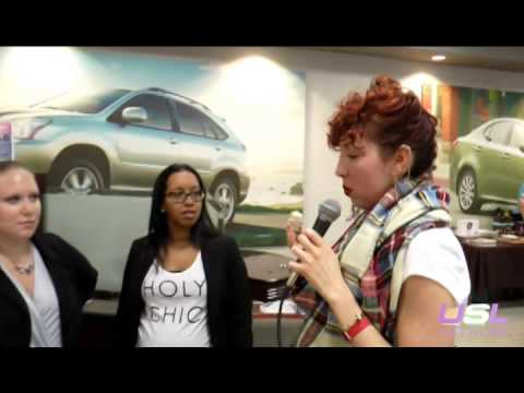 Jerze life t.v: episode: NEW JERSEY FASHION WEEK - BRIDGE WATER LEXUS