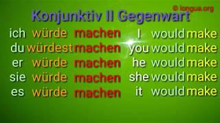 A1, A2, B1 Übungen: Verb machen, make, faire, regelmäßig, hat gemacht, Deutsch lernen