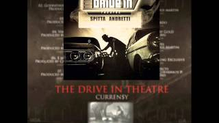 Currensy  - Hi Top Whites  ( Produced by Thelonious Martin )