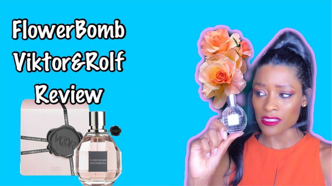 FlowerBomb Resenha: Perfume de Viktor&Rolf