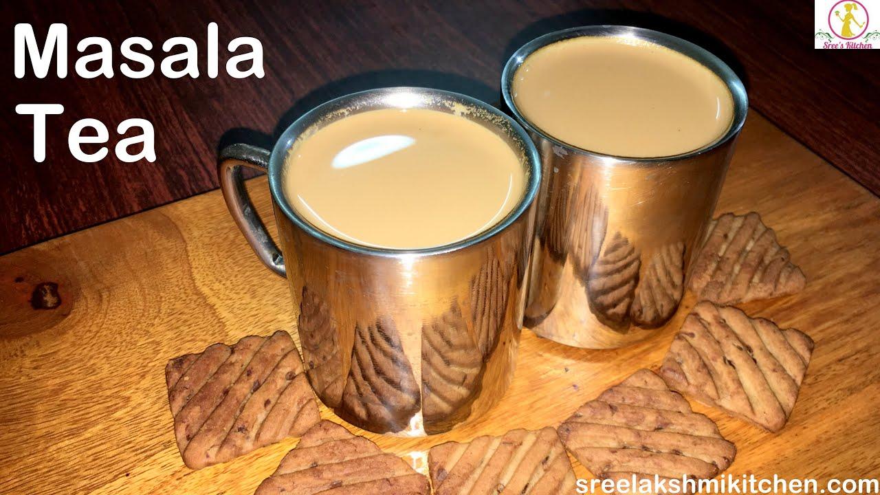 How to make masala tea at home in hindi
