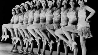 Six Jumping Jacks (Harry Reser) - I Love That Girl, 1928