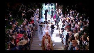 Выражение лица бывшей принца Гарри на свадебной церемонии озадачило общественность