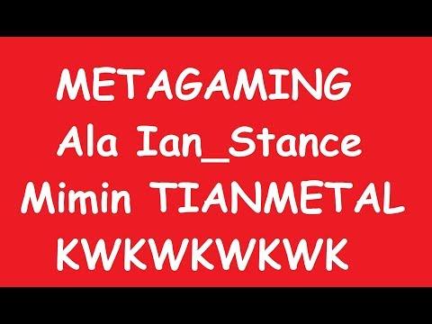 JGRP - MetaGaming Ala Mimin Tianmetal - JogjaGamers GTA Multyplayer.