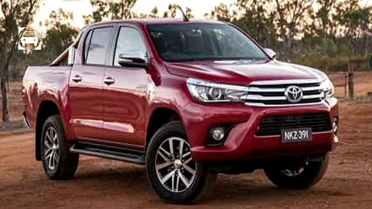 awesome 2019 toyota hilux review rendered price specs release date youtube. Black Bedroom Furniture Sets. Home Design Ideas