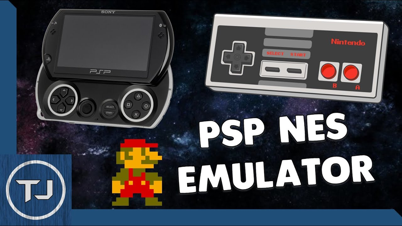 PSP NES Emulator (Download!)