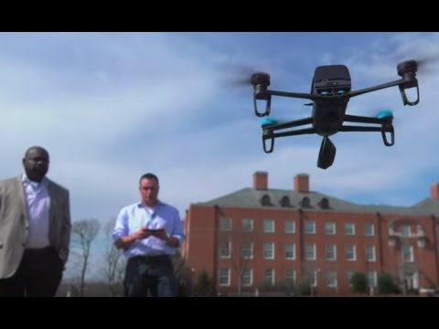 Johns Hopkins Research Finds Drones Vulnerable to Attack