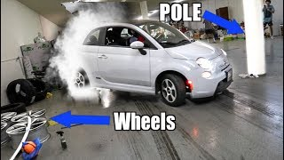 You'll NEVER Guess What We Did To This Fiat (BAD IDEA) thumbnail