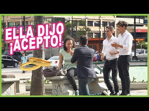 CÁSATE CONMIGO - PROUESTA DE MATRIMONIO parte 2 Ft. Bruno y Joel