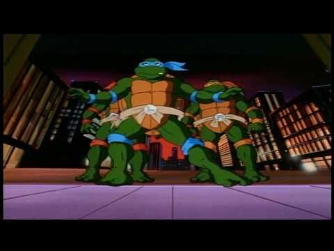 Teenage Mutant Ninja Turtles (1987-1996) - Season 8-10 Intro